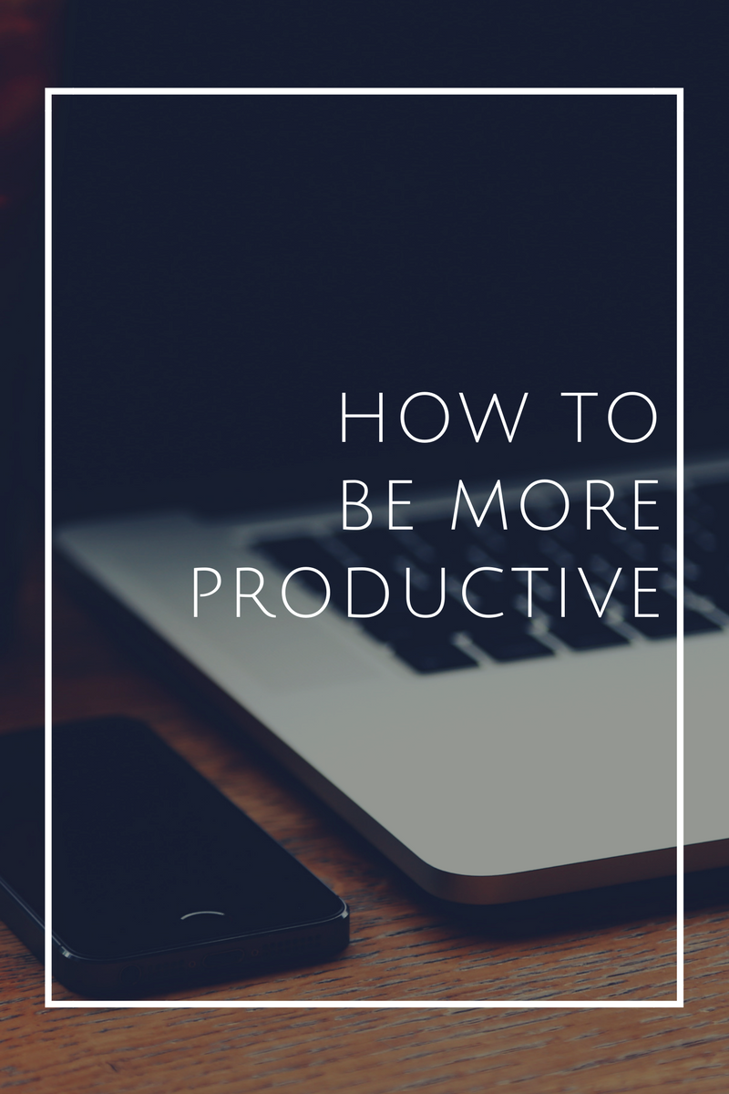 How To Be More Productive View2succeed.com
