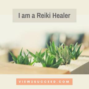 I Am A Reiki Healer