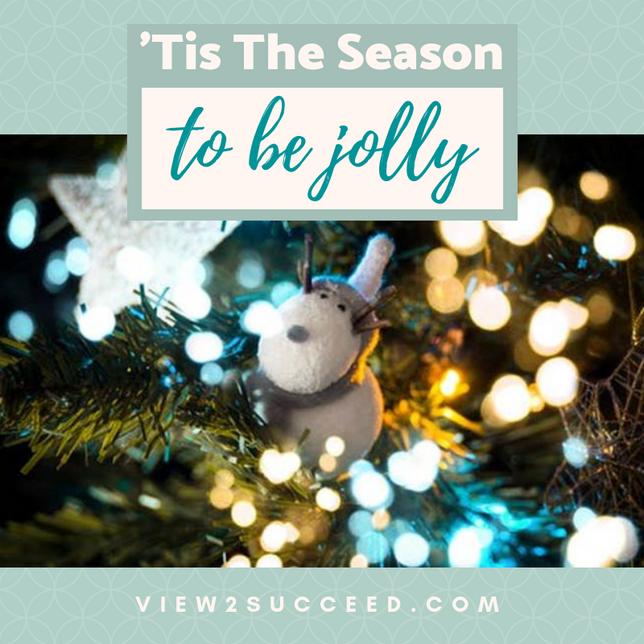 'Tis The Season To Be Jolly