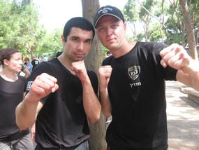 קרב מגע 2008