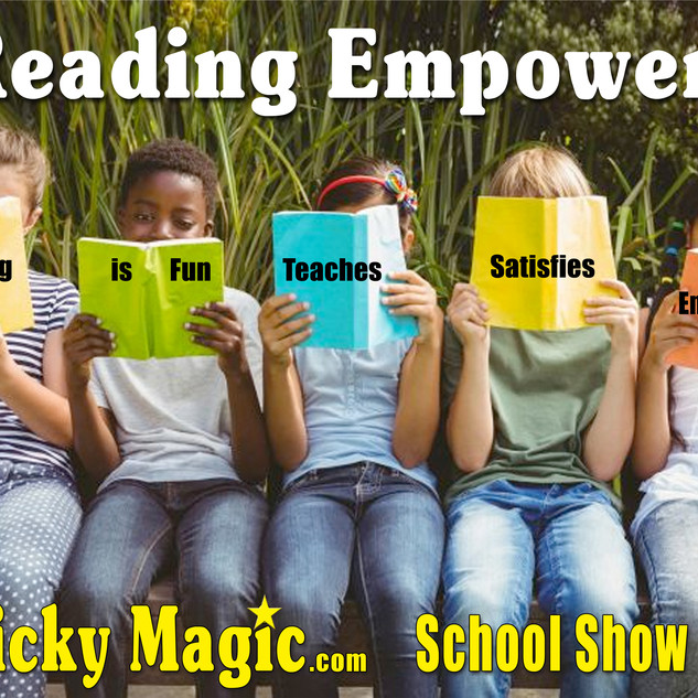 Reading Empowers
