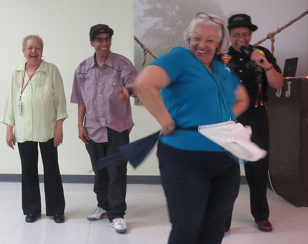 Senior Center Fun Shows