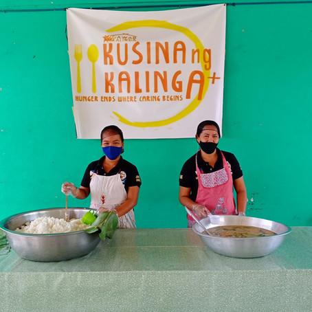 Cooking Up Hope with Kusina ng Kalinga