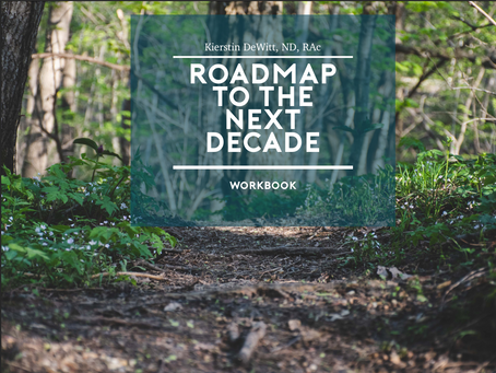 Roadmap to the Next Decade