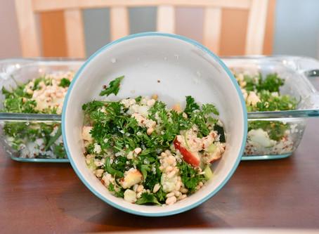 Fresh Tabouli Salad (Tabbouleh) Recipe, Gluten-Free, Nightshade-Free
