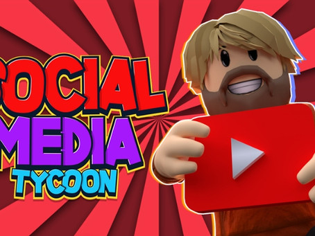 Social Media Tycoon Codes - March 2021