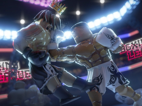 Boxing League Codes - March 2021