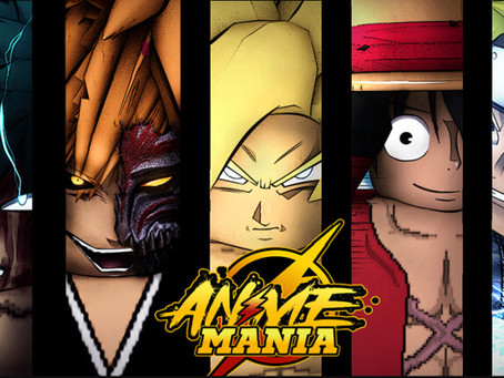 Anime Mania Codes - March 2021