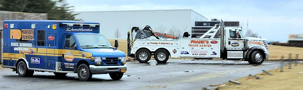 Roadside assistance Towing & Flatbed Service