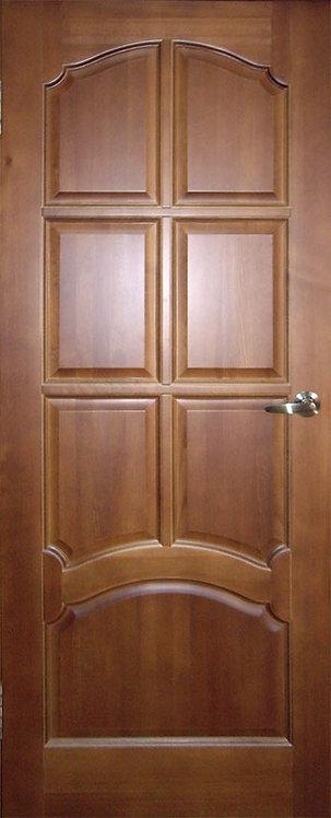 Межкомнатная дверь O-5 из массива сосны