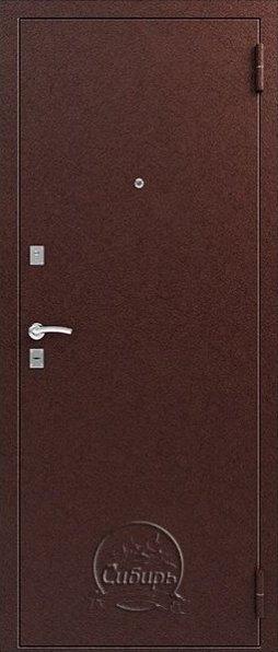Сибирь S-1 входная дверь антик-медь