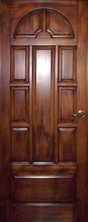 Межкомнатная дверь O-7 из массива сосны
