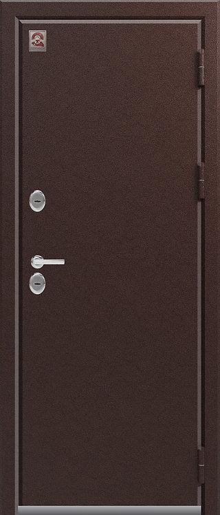 Центурион Т-2 входная дверь антик-медь