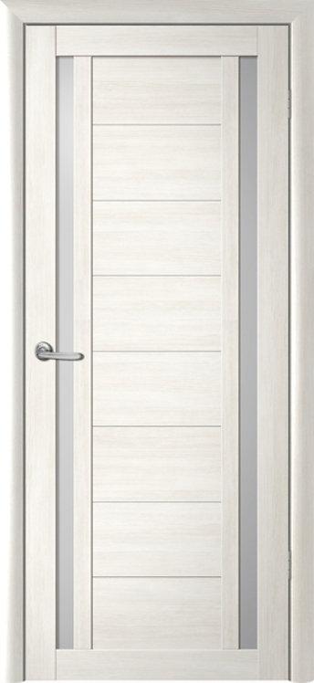 Альберо Мегаполис Рига межкомнатная дверь матовое стекло