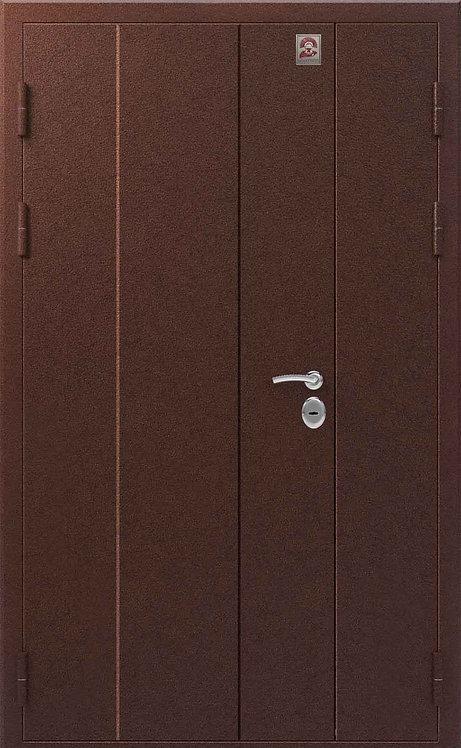 Центурион С-130 входная дверь антик-медь