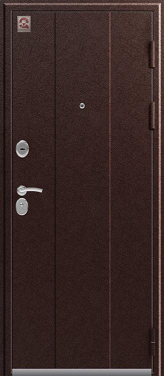 Центурион С-101 входная дверь антик-медь
