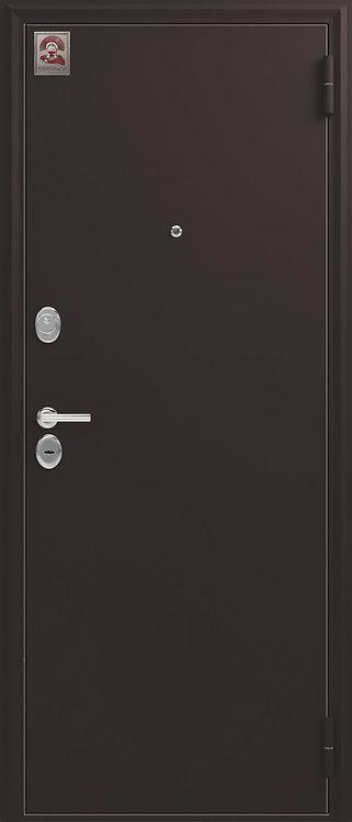 Центурион LUX-6 входная дверь шелк бордо