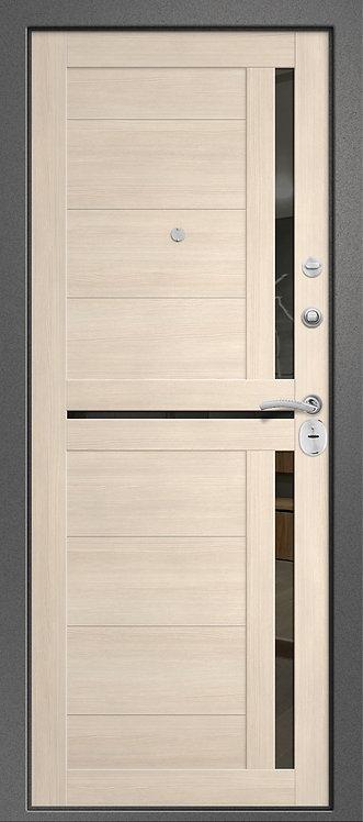 Ретвизан Аризона 217 входная дверь черный сатин