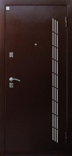 Алмаз Лазурит 3 входная дверь
