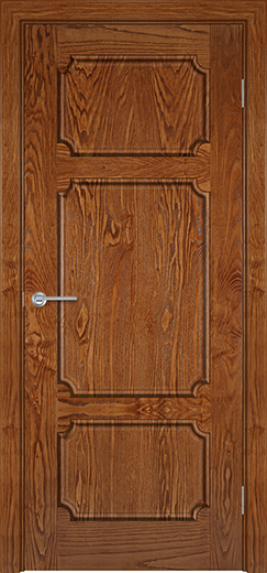 Альфа ЗА9 межкомнатная дверь без стекла