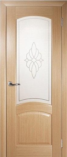 Альвион Классика межкомнатная дверь со стеклом