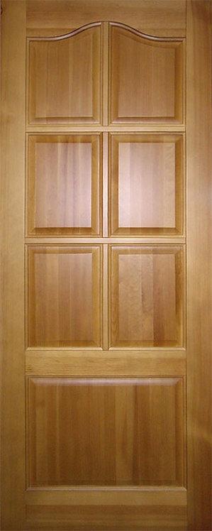 Межкомнатная дверь B-7 из массива сосны