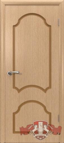 ВФД Кристал межкомнатная дверь без стекла