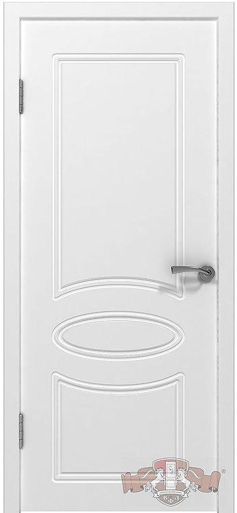 ВФД Эмаль Олимп межкомнатная дверь без стекла