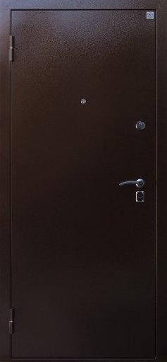 Алмаз Топаз входная дверь