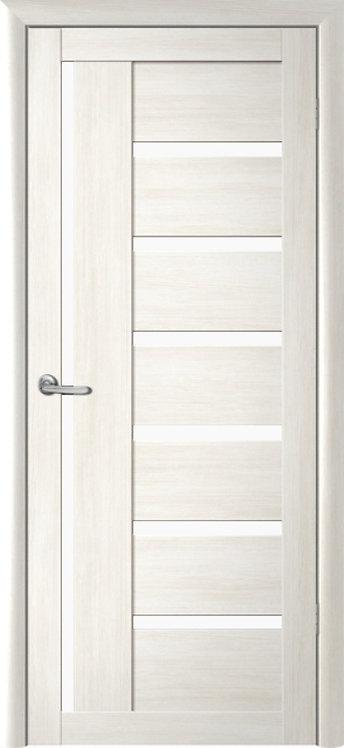 Альберо Мегаполис Мадрид межкомнатная дверь белое стекло