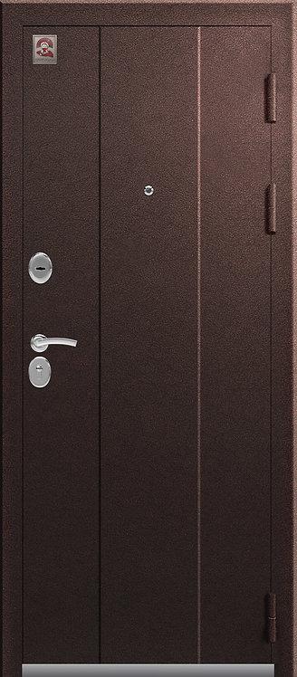 Центурион С-103 входная дверь антик-медь