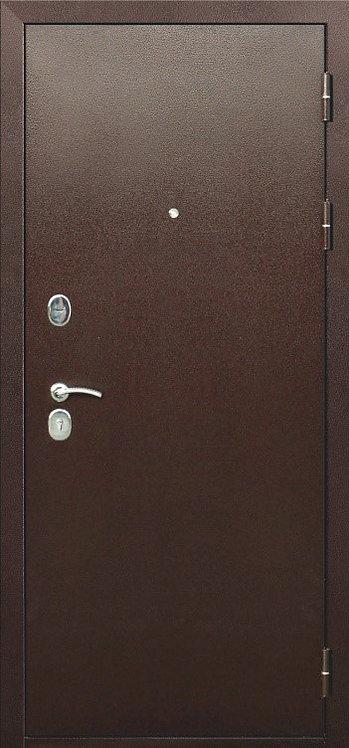 Ferroni Толстяк медь входная дверь