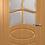 Thumbnail: ВФД Сигма Неаполь межкомнатная дверь со стеклом