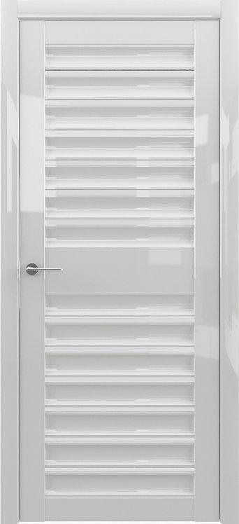 Альберо Мегаполис GL Женева межкомнатная дверь матовое стекло