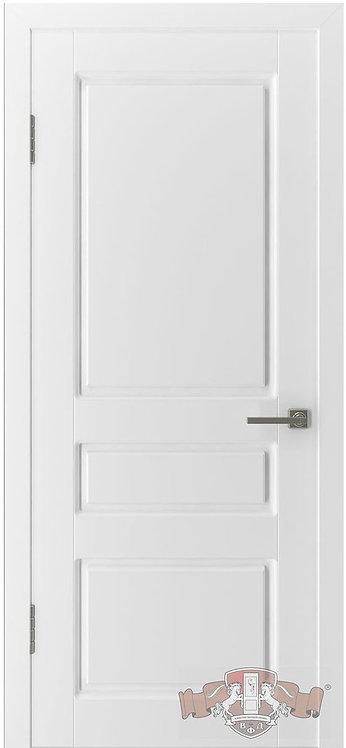 ВФД Эмаль Честер межкомнатная дверь без стекла