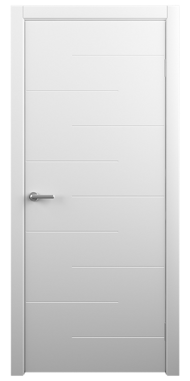 Альберо Геометрия Дельта межкомнатная дверь без стекла