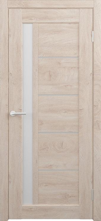 Альберо Альянс Мехико межкомнатная дверь белое стекло