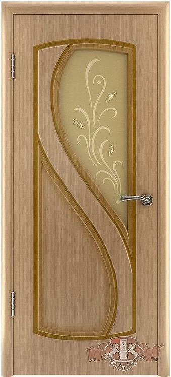 Копия ВФД Грация межкомнатная дверь со стеклом
