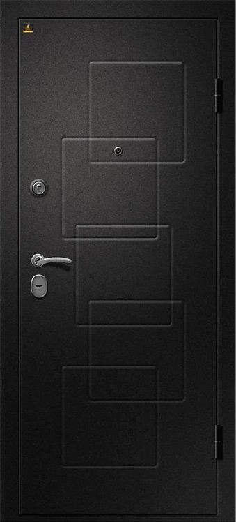 Ретвизан Аризона 225 входная дверь черный сатин