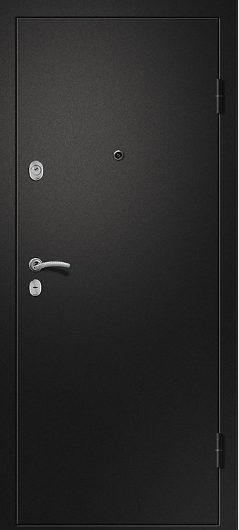 Ретвизан Медея 321 (Сидней) входная дверь черный сатин