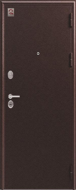 Центурион LUX-6 входная дверь антик медь