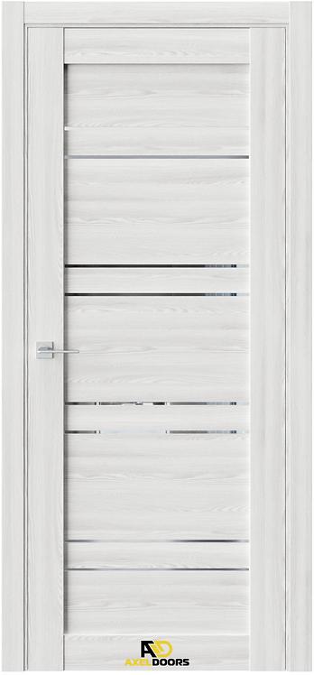 AxelDoors Q Z1 межкомнатная дверь с зеркальным стеклом