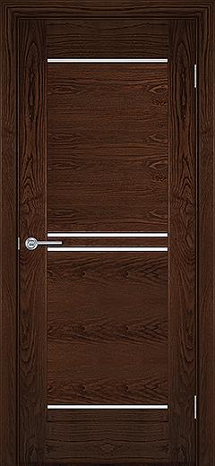 Альфа Э8 межкомнатная дверь со стеклом