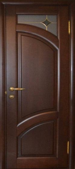 Межкомнатная дверь Флоренция из массива сосны