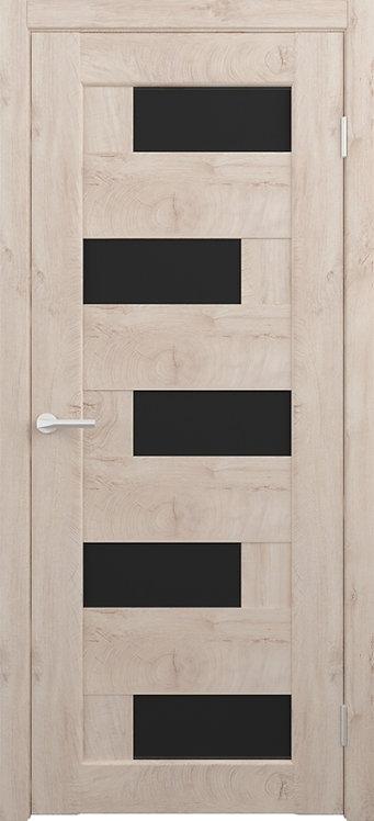 Альберо Альянс Гавана межкомнатная дверь черное стекло