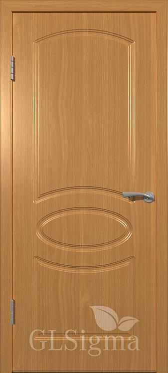 ВФД Сигма Неаполь межкомнатная дверь без стекла