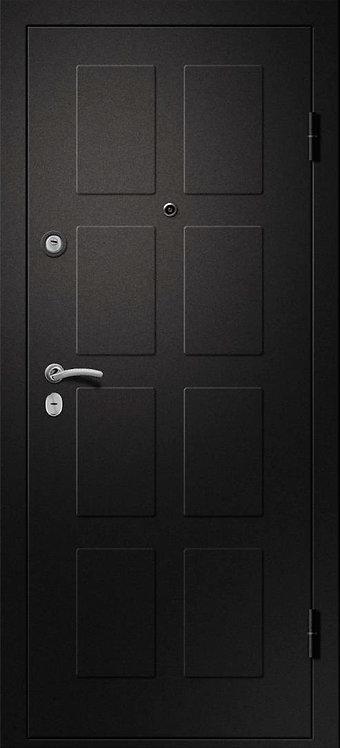 Ретвизан Аризона 231 входная дверь черный сатин