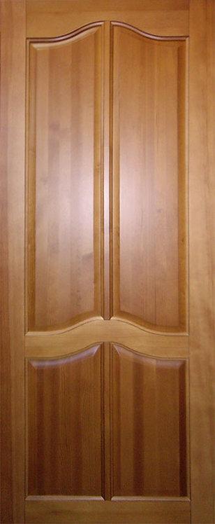 Межкомнатная дверь B-1 из массива сосны