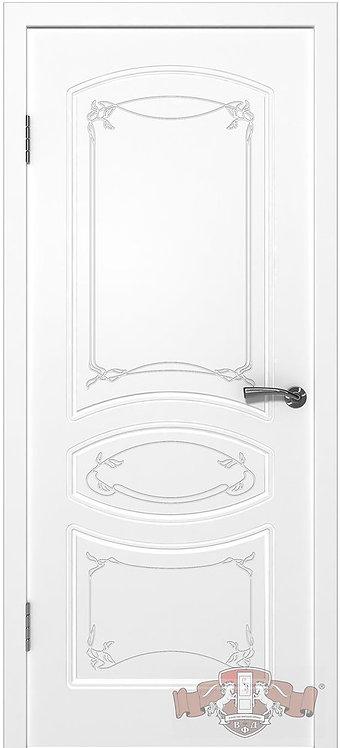 ВФД Эмаль Версаль межкомнатная дверь без стекла