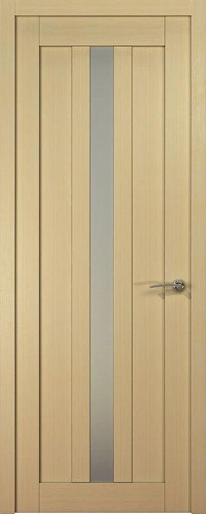 Океан Ника-2 межкомнатная дверь со стеклом